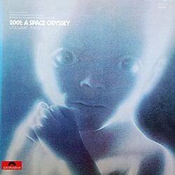 2001: A Space Odyssey Soundtrack (Various Artists) - Car�tula