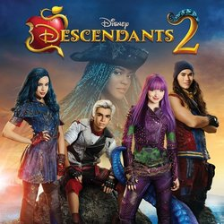 Descendants 2 Bande Originale (Various Artists) - Pochettes de CD