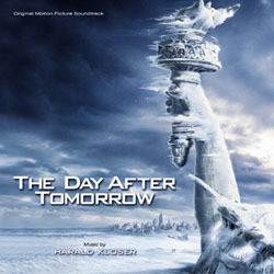 The Day After Tomorrow Soundtrack (Harald Kloser) - CD cover