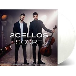 Score Soundtrack (2cellos , Various Artists) - cd-inlay
