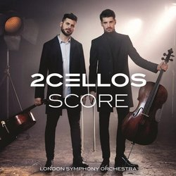 Score Soundtrack (2cellos , Various Artists) - CD cover