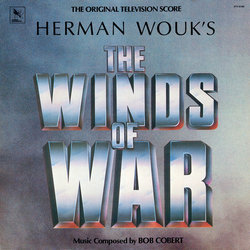 The Winds Of War Soundtrack (Bob Cobert) - CD cover