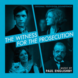 The Witness for the Prosecution Soundtrack (Paul Englishby) - CD cover