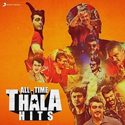 All-Time Thala Hits Soundtrack (Various Artists) - CD cover