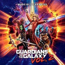 Guardians of the Galaxy Vol. 2 Bande Originale (Tyler Bates) - Pochettes de CD