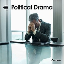 Political Drama Soundtrack (Julien Baril) - CD cover