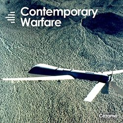 Contemporary Warfare Soundtrack (Various Artists) - CD cover
