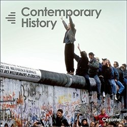 Contemporary History Soundtrack (Various Artists) - CD cover
