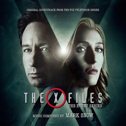 The X-Files – The Event Series: Limited Edition - Mark Snow - 28/04/2017