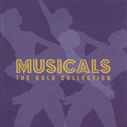 Musicals: The Gold Collection Soundtrack (Various Artists) - Carátula