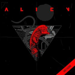 Alien Soundtrack (Jerry Goldsmith) - cd-inlay