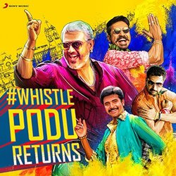 #WhistlePodu Returns Soundtrack (Various Artists) - CD-Cover