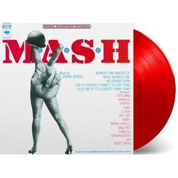 M*A*S*H Soundtrack (Johnny Mandel) - cd-inlay