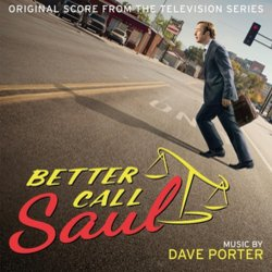 Better Call Saul: Season 1&2 Soundtrack (Various Artists) - CD cover
