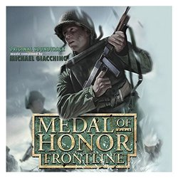 Medal Of Honor: Frontline Trilha sonora (Michael Giacchino) - capa de CD