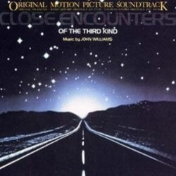 Close Encounters of the Third Kind Soundtrack (John Williams) - Car�tula