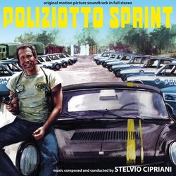 Poliziotto sprint Soundtrack (Stelvio Cipriani) - CD cover