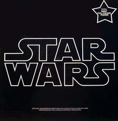 Star Wars Soundtrack (John Williams) - CD cover