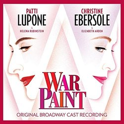 War Paint Soundtrack (Scott Frankel, Michael Korie) - CD cover