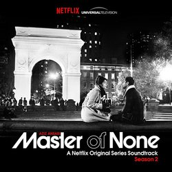 Master Of None Season Two Soundtrack (Various Artists) - CD cover
