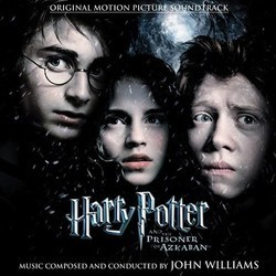 Harry Potter and the Prisoner of Azkaban Colonna sonora (John Williams) - Copertina del CD