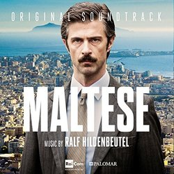 Maltese Soundtrack (Ralf Hildenbeutel) - CD cover