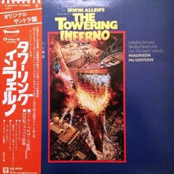 The Towering Inferno Soundtrack (John Williams) - Car�tula