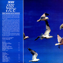 The New Ebb Tide Soundtrack (Various Artists, Frank Chacksfield) - CD Back cover