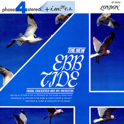 The New Ebb Tide Soundtrack (Various Artists, Frank Chacksfield) - CD cover