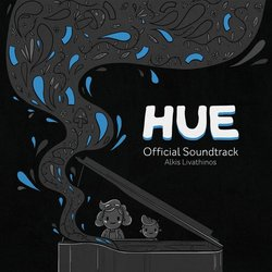 Hue Soundtrack (Alkis Livathinos) - CD cover