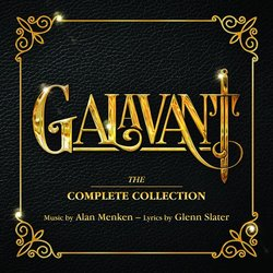 Galavant: The Complete Collection Soundtrack (Alan Menken, Glenn Slater) - Carátula