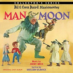 Man In The Moon Soundtrack (Jerry Bock, Sheldon Harnick) - CD cover