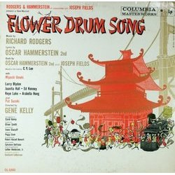 Flower Drum Song Soundtrack (Oscar Hammerstein, Gene Kelly , Richard Rodgers) - CD cover