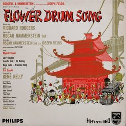 Flower Drum Song Soundtrack (Various Artists, Oscar Hammerstein, Gene Kelly , Richard Rodgers) - CD cover