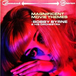 Magnificent Movie Themes Soundtrack (Various Artists, Bobby Byrne) - CD cover