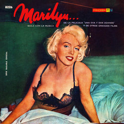 Marilyn…Baile Con La Musica Soundtrack (Various Artists) - CD cover