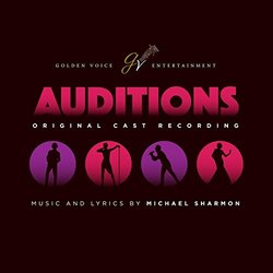Auditions Bande Originale (	Michael Sharmon	, Michael Sharmon) - Pochettes de CD