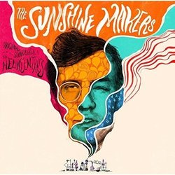 The Sunshine Makers Soundtrack ( The Heliocentrics) - CD cover