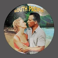 South Pacific Soundtrack (Oscar Hammerstein, Richard Rodgers) - CD cover