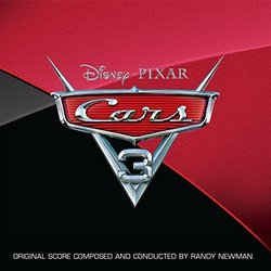 Cars 3 Soundtrack (Randy Newman) - Carátula