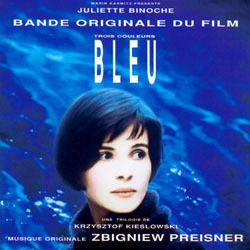 Trois Couleurs: Bleu Soundtrack (Zbigniew Preisner) - CD cover