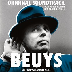Beuys Soundtrack (Ulrich Reuter, Damian Scholl) - CD cover