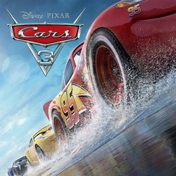 Cars 3 Soundtrack (Various Artists) - CD cover