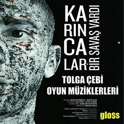 Karncalar / Bir Sava Vard Soundtrack (Tolga Çebi) - CD cover