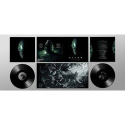 Alien: Covenant Soundtrack (Jed Kurzel) - cd-carátula