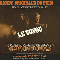 Le Voyou Soundtrack (Francis Lai) - CD cover