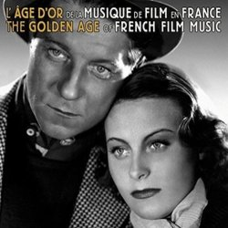 L'Âge d´or de la musique de film en France Soundtrack (Various Artists) - CD cover