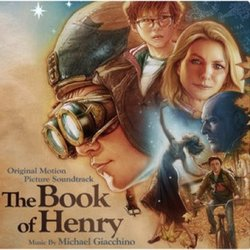 The Book of Henry Soundtrack (Michael Giacchino) - CD cover