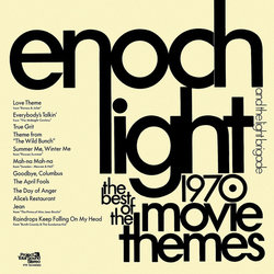 The Best Of The Movie Themes 1970 - Enoch Light, Various Artists - 07/07/2017