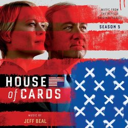House of Cards: Season 5 - Jeff Beal - 30/06/2017